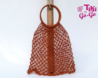 Funky Fishnet Tote
