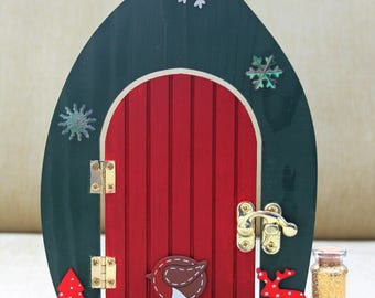 Christmas Fairy Door, Stocking Filler Gifts For Kids