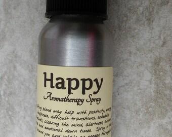 HAPPY spray mist, 4 oz