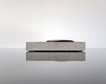 Concrete tray, Wallet tray, Desk tray, Key Tray, Desk Organizer, Desk Accessories, Valet tray