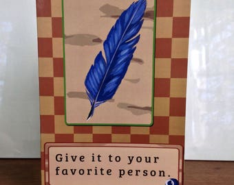 5x7 Harvest Moon 64 Favorite Person Card