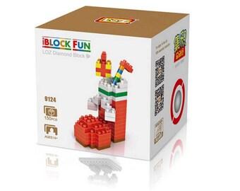 Christmas brick puzzle 150 pieces