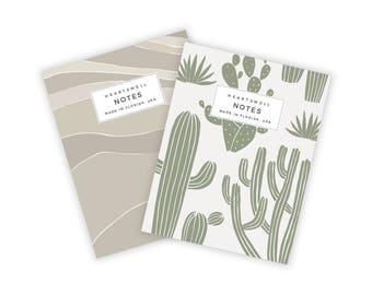 Desert Pocket Notebook Set