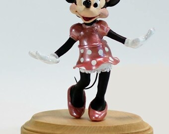 OOAK CUSTOM Clay Figure Sculpture - Made to Order