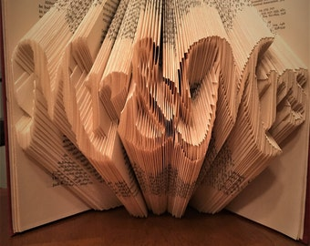 Mr. & Mrs. Book Folding