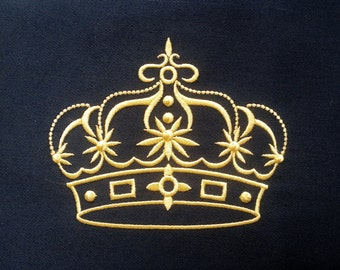 Instand download  CROWN_1 embroidery design