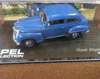 Opel Olympia 1/43
