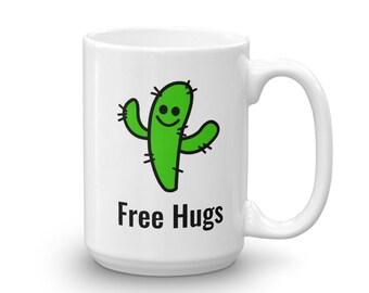 Free Hugs 15 oz Mug