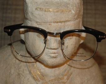 A vintage eyeglass frame from 50's Ronsir