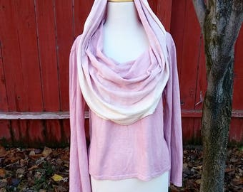 M Undercover Hemp cowl top