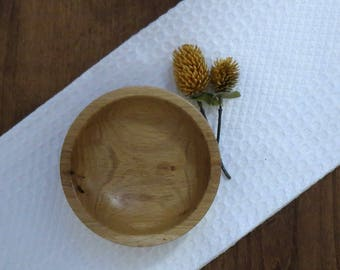 Wee Bowl - Hand Turned Wood - Gambel Oak