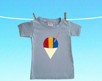 Shave Ice Toddler Tee