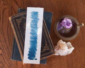 Cyanotype Bookmark
