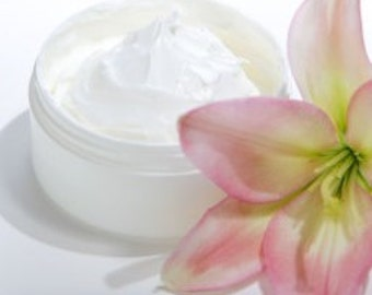 Recipe for Our Whipped Body Butter Cream/Lotion as seen on Our You Tube Tutorial (Natural Body Cream)