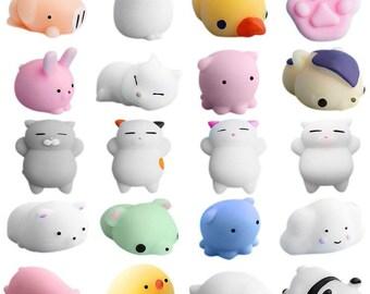 1pcs Mochi squishy (stress toy)