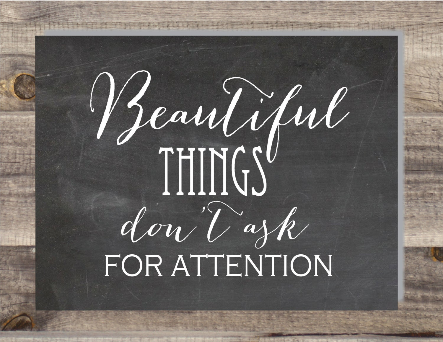 Secret Life Of Walter Mitty Quotes Delectable Instant Download Beautiful Things Never Ask For Attention