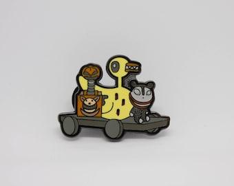 Nightmare Toys Hard Enamel Pin