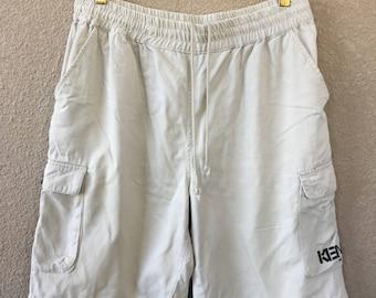 90s vintage Kenzo short pants, mens short pants, kenzo japan size 30