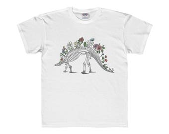 StegoFloraSaurus Kids Tee