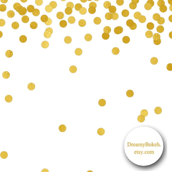 gold foil confetti digital paper frames borders small circles rh etsy com Big Gold Star Clip Art Gold Star Clip Art Royalty
