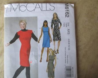 dress pattern size 32 34 36 38 40 MC CALL's S