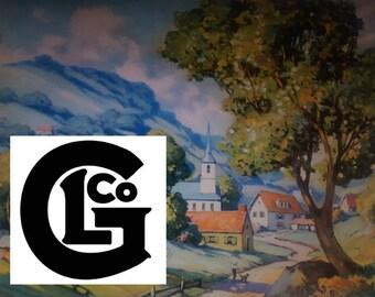 "GP9888w ""The Roadside Church"" by TBD"