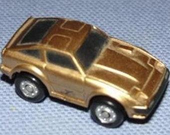 Micro Mini Car - Gold - SKU 1255