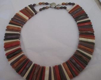 Multicolored Vintage Necklace