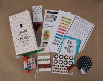 Lessons from the Manger Devotional Kit