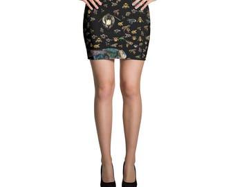BEES Mini Skirt