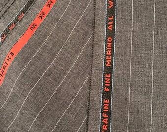 NEW Imported Luxury UK Woollen from UK's Bateman Ogden