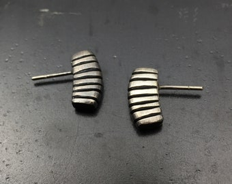 Architectural Earrings IV