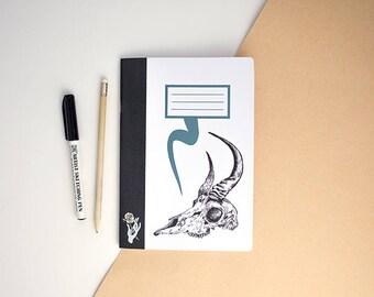 Notebook || Get Stuffed - Notepad - Sketchbook - Note book - Notebook A5 - Notepaper - Sketch book - Sketch pad - Notebook Journal - Diary