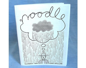 Noodle issue 2 mini-comic