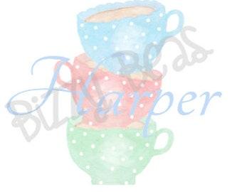 tea tower design