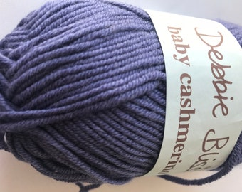 Sock or Baby Yarn -- Babu Cashmerino by Debbie Bliss