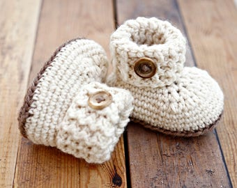 Naturel white, baby shoes, woolen baby shoes, woolen baby socks, woolen baby booties, woolen baby socks