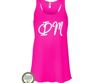 Phi Mu Tank Top, Sorority Tank Top, Big Little Gift, Sorority Gift, Sorority Shirt, Licensed Greek, Phi Mu