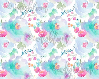 Floral Curtains. Day Dream Floral Curtains. Nursery Baby Curtains. Shabby Chic Curtains. Pillow Cover. Custom Curtains. Baby Bedding