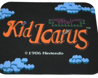 NES Mouse Pad - Kid Icarus