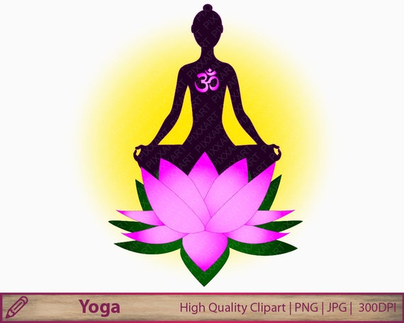 Yoga clipart woman meditation lotus flower clip art zen aum yoga clipart woman meditation lotus flower clip art zen aum scrapbooking digital instant download png jpg 300dpi from pixxartpictures on etsy studio mightylinksfo