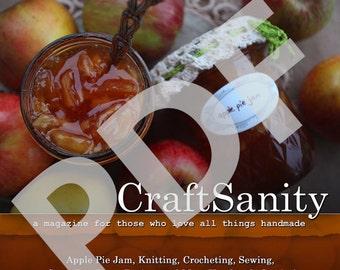 CraftSanity Magazine Issue 4 PDF Edition