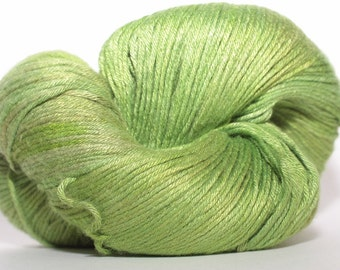 Fiber Lady Metakecot, color Misty Green   lime green