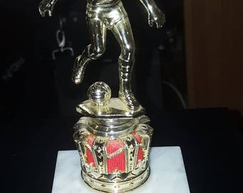 Vintage Soccer Trophy