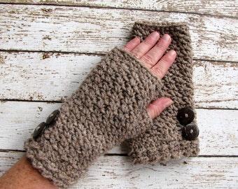 Instant Download Fingerless Glove Crochet Pattern, Crochet Glove Pattern