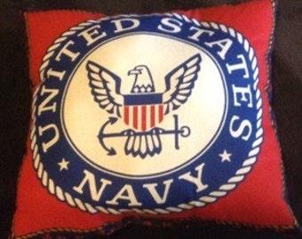US Navy pillow