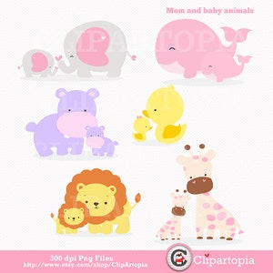 Il Version Mom And Baby Whale Svg