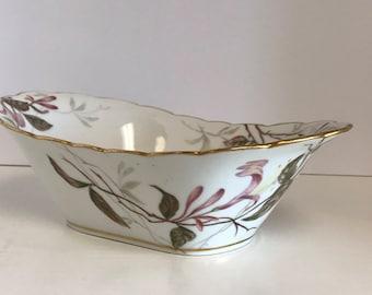 Vintage China Serving Bowl