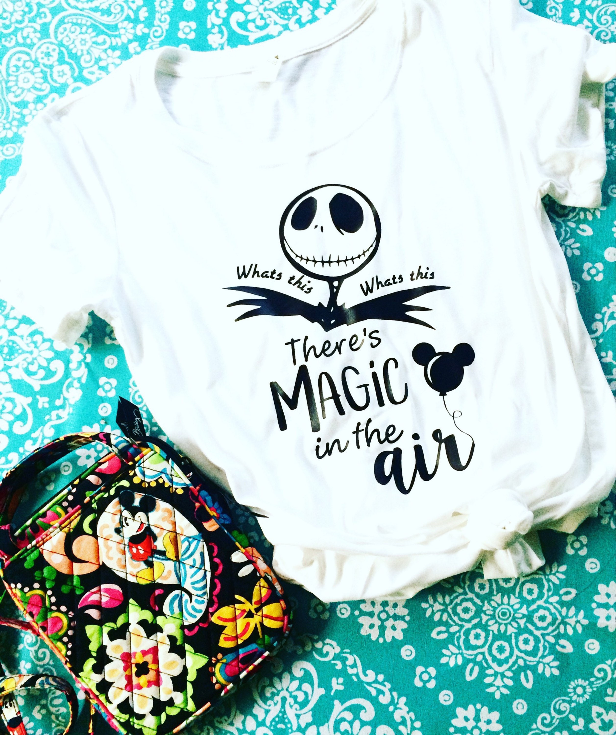 Nightmare before Christmas-Disney Christmas Shirts-Disney