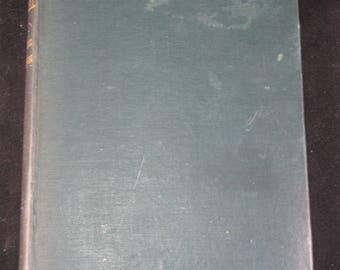 Oliver Cromwell // 1912 Hardback // Biography of English Military Leader // Scotland and Ireland